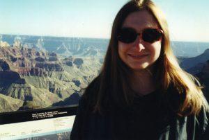 WordPress sherpa at the Grand Canyon